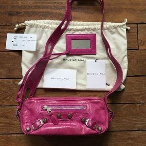 Balenciaga Fuchsia Mini bag